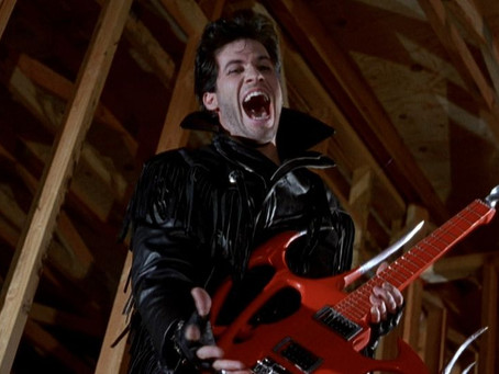 Slumber Party Massacre 2(Review)[Twisted Terrible Thursday]