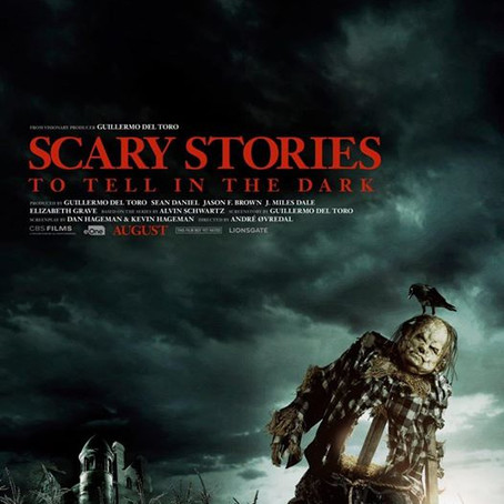 Scary Stories to Tell in the Dark(2019)(Review)[Weirdo Wednesday]