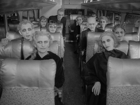 Carnival of Souls(1962)(Review)[Flashback Fridays]