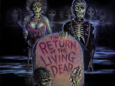 The Return of the Living Dead Soundtrack Review