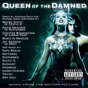 The Queen of the Damned Soundtrack Review[Musical Mondays]