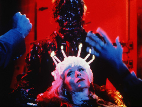 Creepshow(1982)(Review)[Twisted Throwback Thursday]