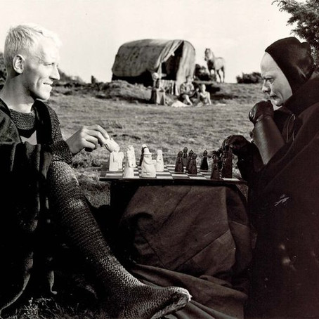 The Seventh Seal(1957)(Review)[Flashback Friday]
