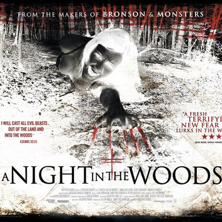 A Night in The Woods (2011)(Review)[Weirdo Wednesday]