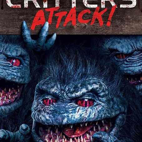 Critters Attack(2019)(Review)[Weirdo Wednesday]
