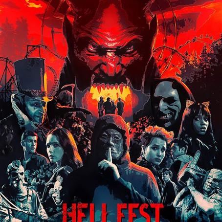 Hell Fest(Review)[Weirdo Wednesday]