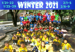 Winter Camps 2021 Photo
