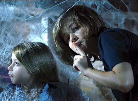 Itsy Bitsy(Review)[Terrifying Theatrical Tuesday]