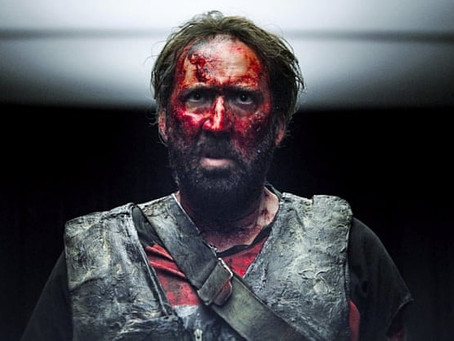 Mandy(Review)[Terrifying Theatrical Tuesday]
