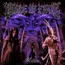 Cradle of Filth - Midian(Review)[Musical Monday]