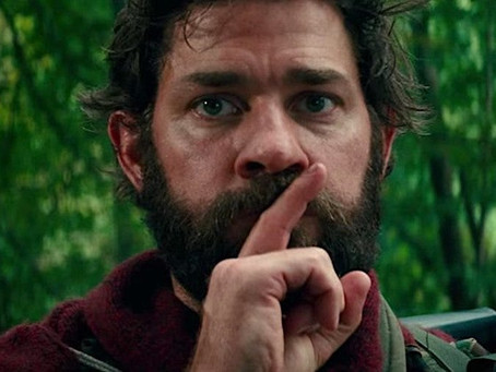 A Quiet Place(Review)[Terrifying Theatrical Tuesday]