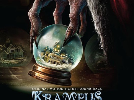Krampus Original Soundtrack Review[Musical Monday]