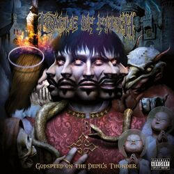 Godspeed On the Devil's Thunder - Cradle of Filth(Review)[Musical Monday]