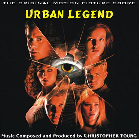 Urban Legend Original Motion Picture Score Review[Musical Mondays]
