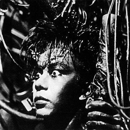 Tetsuo The Iron Man(Review)[Twisted Throwback Thursday]