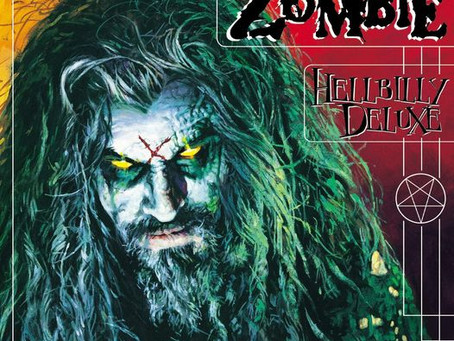 Hellbilly Deluxe - Rob Zombie(Review)[Musical Monday]