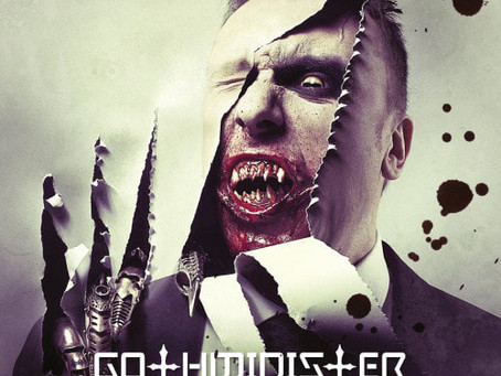 Gothminister - Utopia(Review)[Musical Monday]