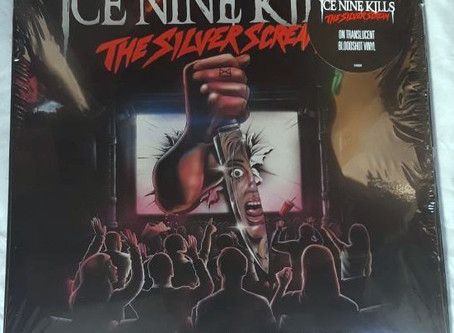 Ice Nine Kills - Silver Scream(Review)[Musical Monday)