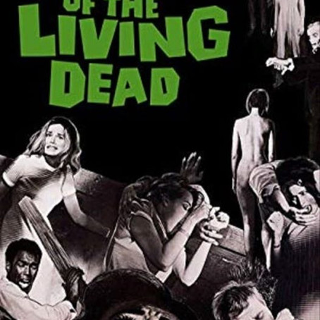 Night of the Living Dead(1968)(Review)[Flashback Fridays]