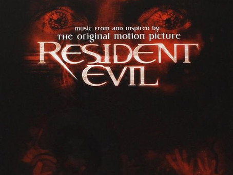 Resident Evil Original Motion Picture Soundtrack Review[Musical Monday]