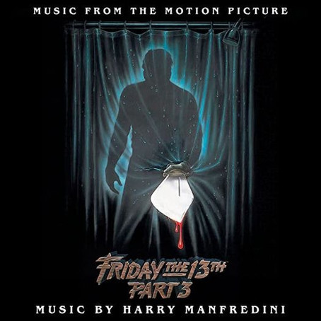Friday the 13th Part 3 Soundtrack Review[Musical Monday]
