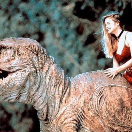 Tammy and the T-Rex(Review)[Twisted Throwback Thursday)
