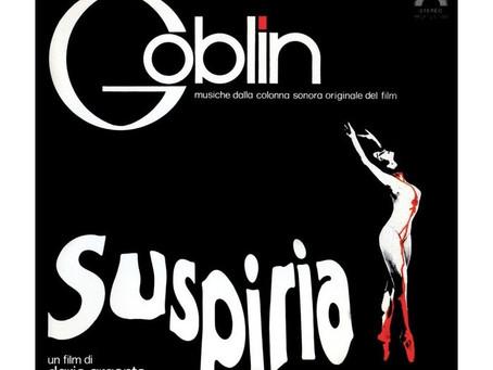 Suspiria Original Soundtrack Review[Musical Monday]
