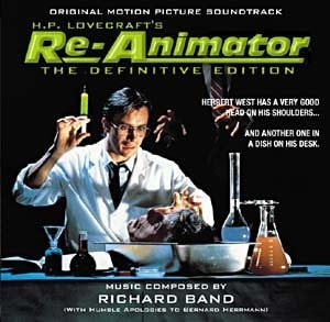 Re-Animator Original Motion Picture Soundtrack Review[Musical Monday]