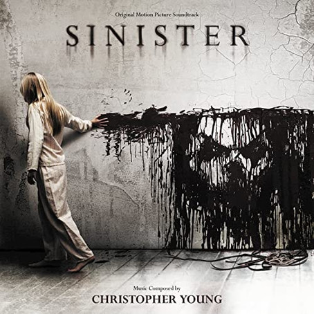 Sinister Original Motion Picture Soundtrack Review