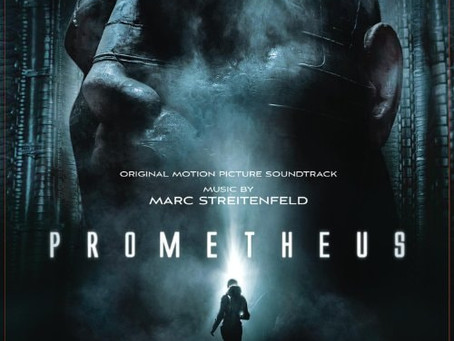 Prometheus Original Soundtrack Review[Musical Monday]