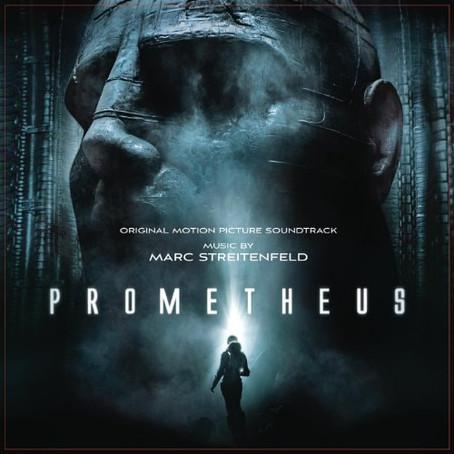 Prometheus Original Soundtrack Review[Musical Monday]