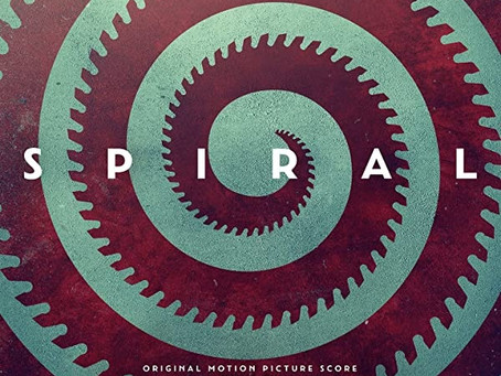 Spiral Original Motion Picture Score Review[Musical Monday]