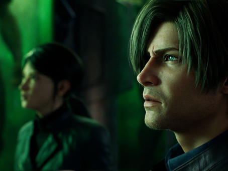 Resident Evil: Infinite Darkness(Review)[Terrifying Theatrical Tuesday]
