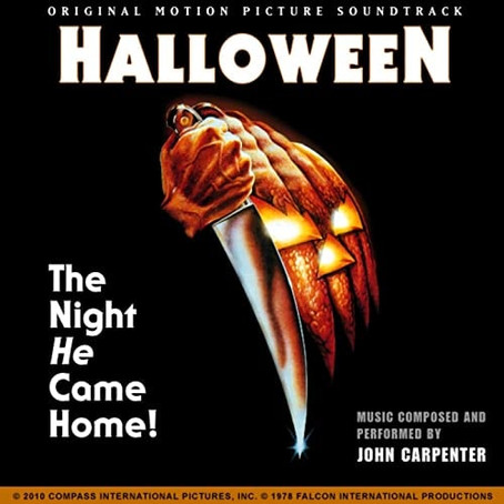 Halloween(1978) Original Motion Picture Soundtrack Review[Musical Monday]