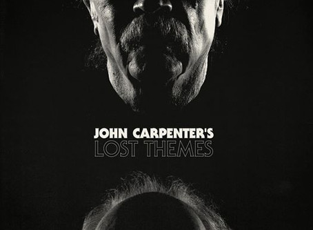 John Carpenter's The Lost Themes(Review)