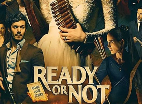 Ready or Not(2019)(Review)[Weirdo Wednesday]