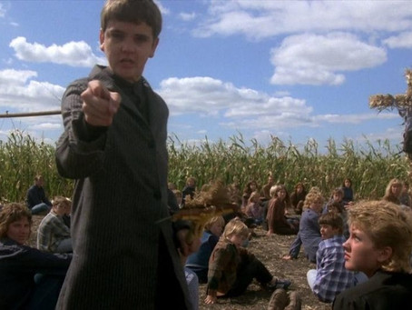 Children of the Corn(1984)(Review)[Weirdo Wednesday]