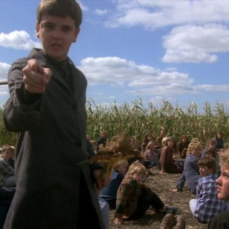 Children of the Corn(1984)(Review)[Weirdo Wednesday]