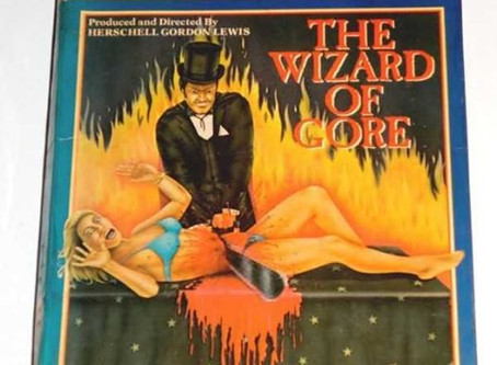 The Wizard of Gore (1970)(Review)[Weirdo Wednesday]