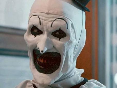 Terrifier(Review)(Killer Clown #1)[Terrifying Theatrical Tuesday]