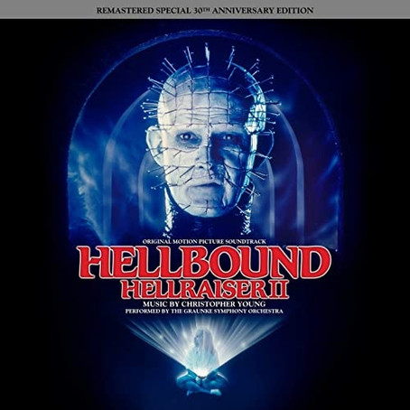 Hellraiser II: Hellbound Original Motion Picture Soundtrack Review