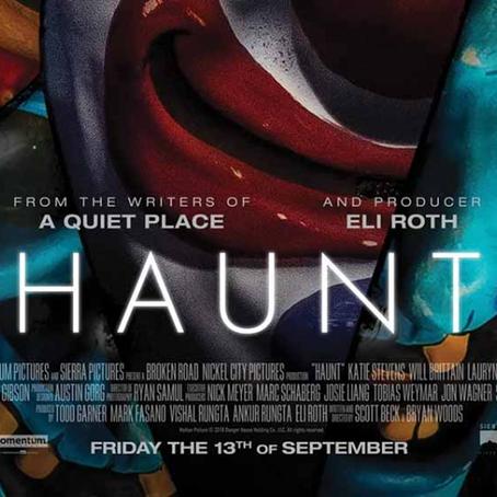 Haunt(Review)[Weirdo Wednesday]