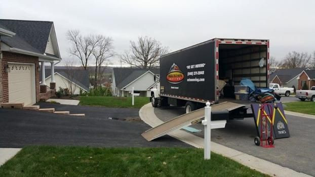 Harrisonburg Movers