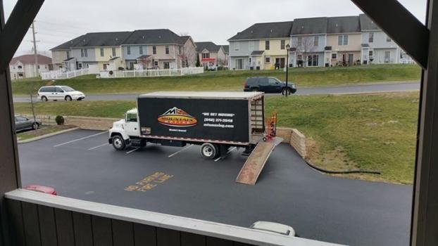 Apartment moving in Harrisonburg, VA