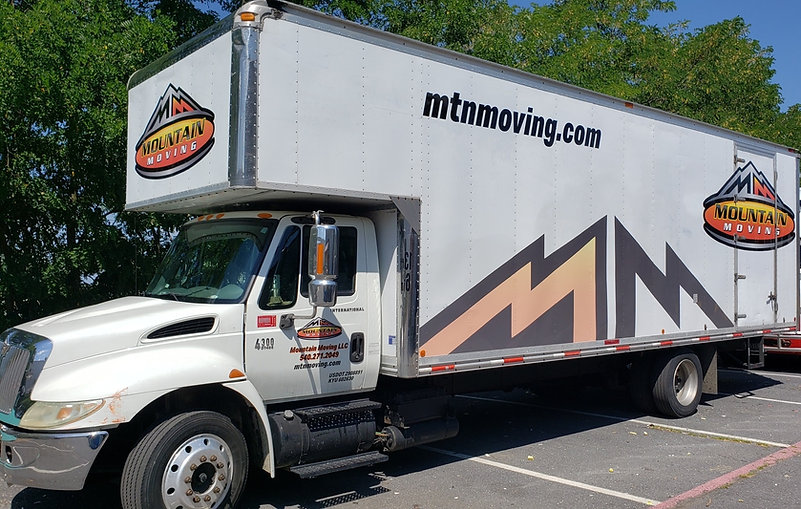 Virginia's Trusted Moving Company - Mountain Moving