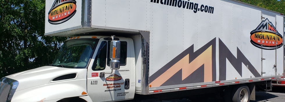 MTN Moving Truck