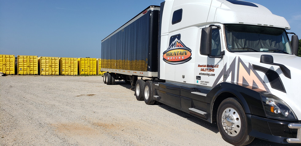Mountain Moving Freight Services