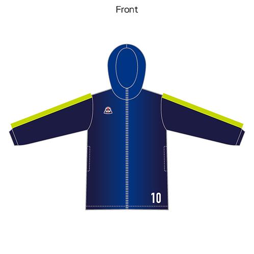 LES sublimation warmer half coat 13