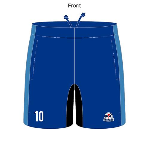 sublimation pocket short pants 06