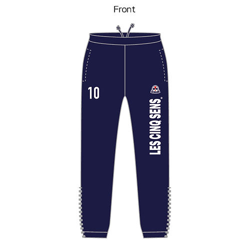 LES sublimation warmer pants 24